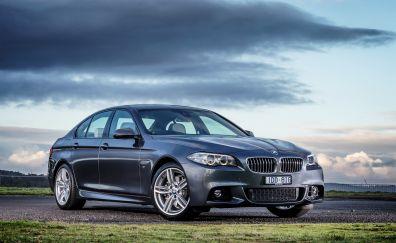 BMW 5 series, luxury car