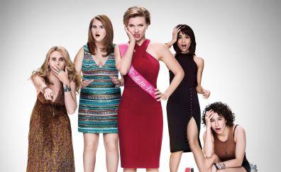 Rough Night, Scarlett Johansson, celebrities, movie