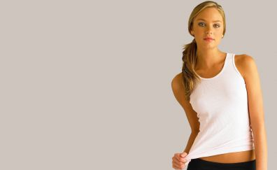 Romee Strijd, Dutch model, blonde