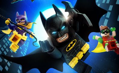 The lego batman cartoon movie