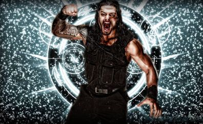 Image Result For Wwe Roman Reigns American Professional Wrestler Wallpaper Hd
