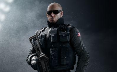 Tom clancy's rainbow six siege video game, fbi, swat pulse
