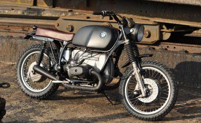 BMW R80, bike