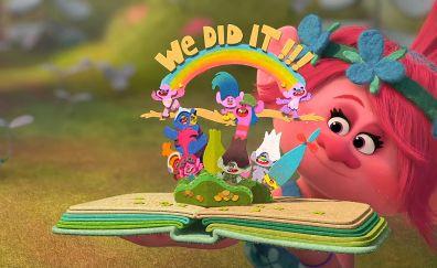 Trolls 2016 animation movie