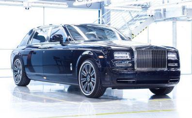 Rolls-Royce phantom, luxury car