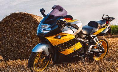 BMW K1200S, sports bike