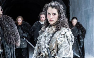 Meera Reed, Ellie Kendrick, Game of Thrones, season 7
