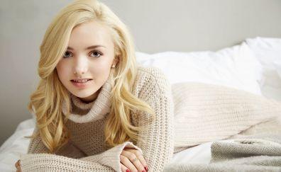 Peyton List, beautiful, blonde, celebrity