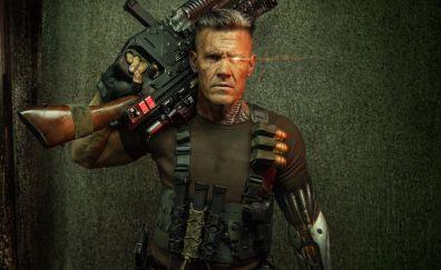 Cable, Deadpool 2, movie