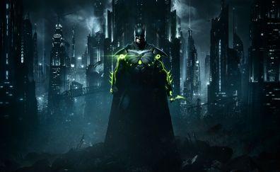 Injustice 2, batman, superhero