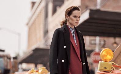 Daisy ridley, glamour, 2017, brunette