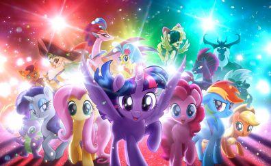 My Little Pony: The Movie, 2017 movie, animation movie
