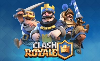 Clash Royale, 2016 game, mobile game