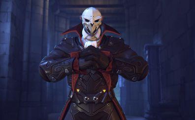 Reaper, overwatch, 4k