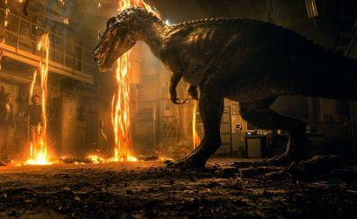 Jurassic world: fallen kingdom, Dinosaur, 2018 movie