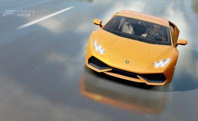 Lamborghini Huracan, Forza Horizon 3, video game