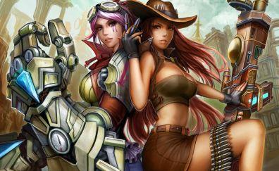 League of legends game artwork