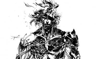 Metal Gear Solid: Peace Walker video game, artwork