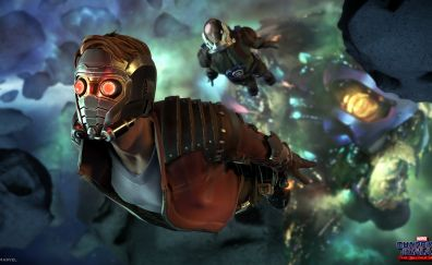 Marvel's Guardians of the Galaxy: The Telltale Series video game