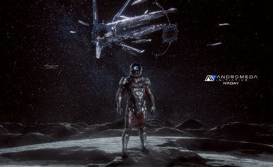 N7 day Andromeda initiative