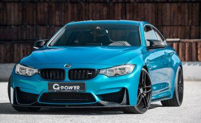 G power BMW M3 twinpower turbo 2016 car