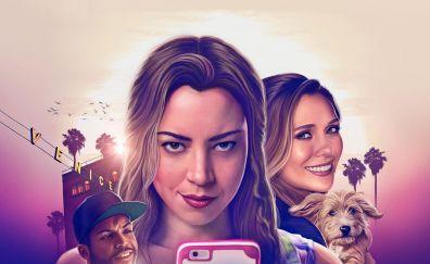 Ingrid Goes West, 2017 movie, poster