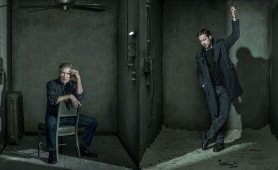 Blade Runner 2049, movie, Harrison Ford, Ryan Gosling
