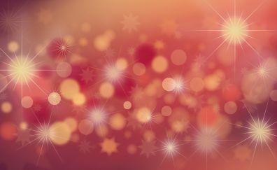 Abstract, bokeh, glitter, celebrations, 5k
