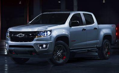 Chevrolet colorado, truck