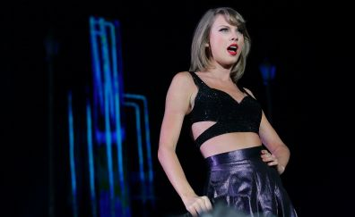 Taylor swift, 2017, new, live performance, 4k