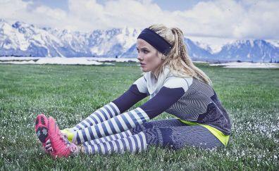 Fitness, exercise, Silje Norendal
