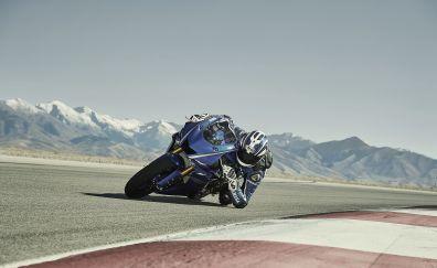 Yamaha R6, bike, sports, 4k, 2017