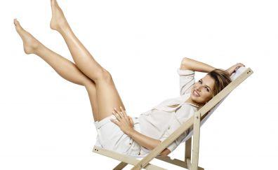 Anna lewandowska, smile, model