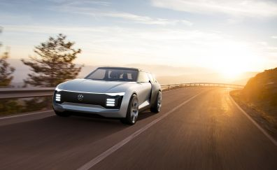 Volkswagen Varok Concept, car, road, 4k