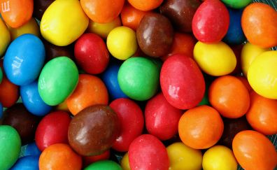 Colorful delicious candy