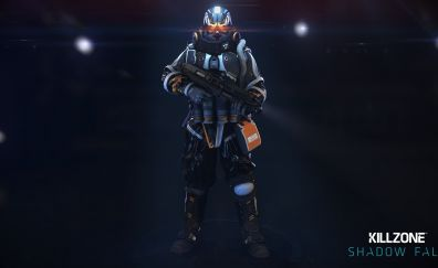 Soldier, armour suit, Killzone Shadow Fall