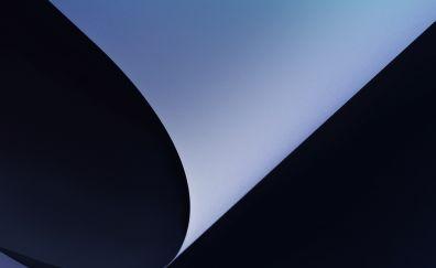 Curves, google pixel 2, stock