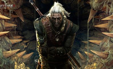 The Witcher 2: Assassins of Kings, video game, assassin, warrior