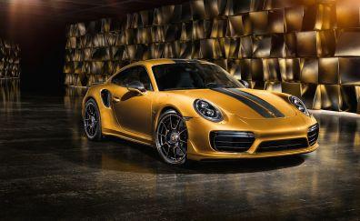 25 years, Porsche, exclusive series, Porsche 911 turbo, car