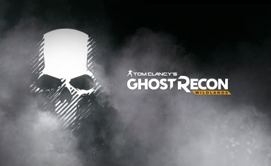 Tom Clancy's Ghost Recon: Wildlands video game poster