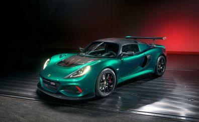Lotus Exige Cup 430, 2017 car, 4k