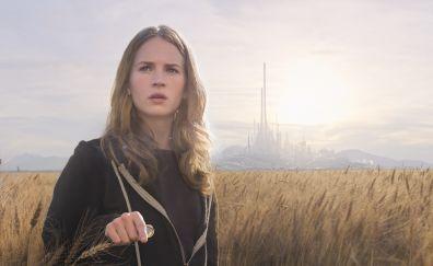 Britt Robertson, Tomorrowland 2015 movie, film