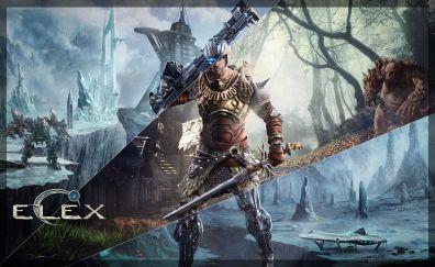 Elex, 2017 game, 4k, 8k