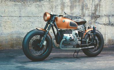 BMW R80, superbike, 4k