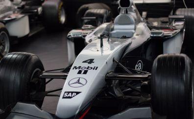 F1, Formula one, car, 4k