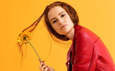 Madelaine Petsch, Riverdale, season 2, actress, 2017, photoshoot, 5k