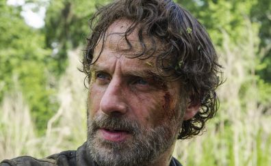 The walking dead, Andrew Lincoln, tv series, 4k