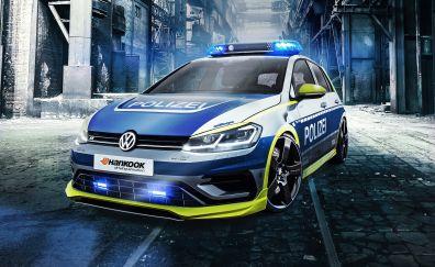 Volkswagen Golf Oettinger 400R, tune it safe, 4k