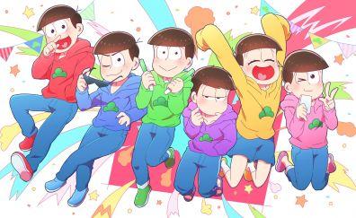 Anime boys, Osomatsu-san