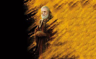 Odin, thor: Ragnarok, 2017 movie, 5k